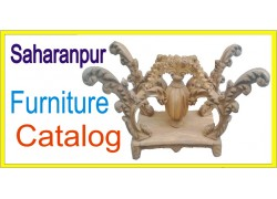 Saharanpur furniture catalogue