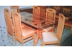 Dining Table with sheesham wood Carved wood dining table india