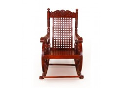 Carved Wooden Antique chair  Handicraft Wooden Furniture